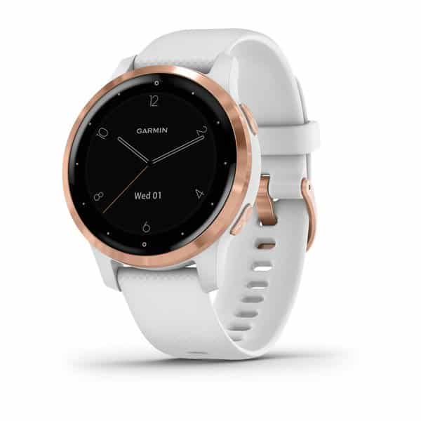 Vivoactive 4s Rose/white