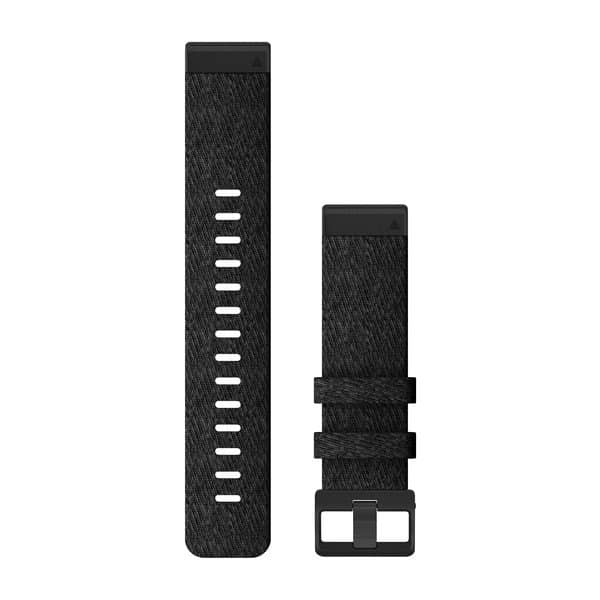 Quickfit 22mm – Nylon Black