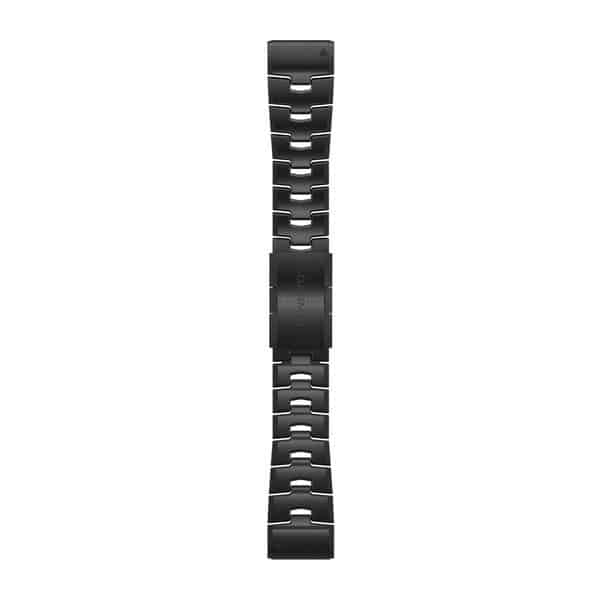 Quickfit 26mm – Titanium Vented DLC Grey