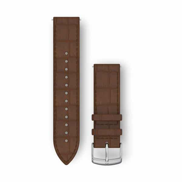 Quick Release 20mm Leather Brown IT